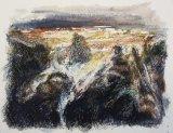 1995 encre, aquarelle, gouache