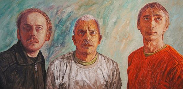 Patrick Salducci artiste peintre Marseille