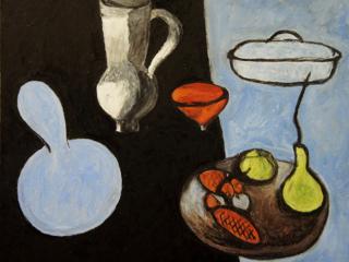 Commande peinture Matisse