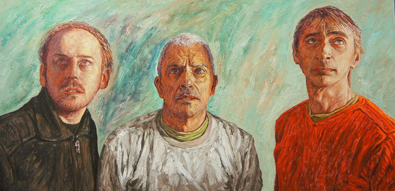 artiste peintre portraitiste