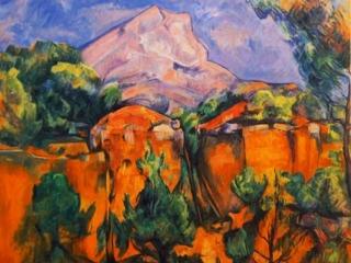 Cezanne Ste Victoire