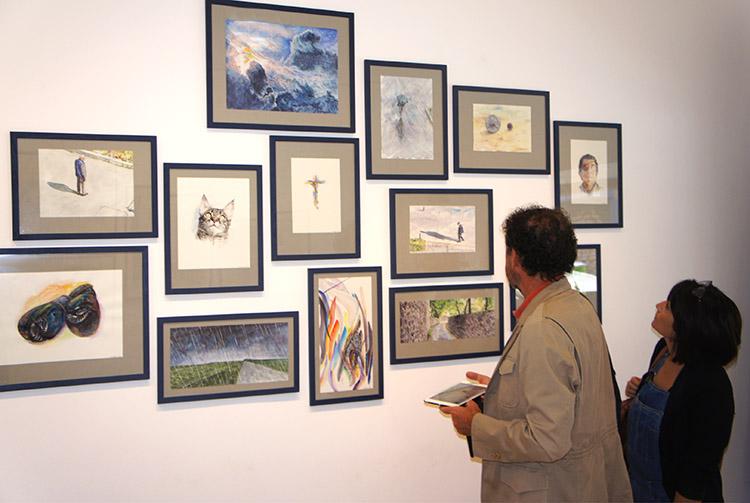 Expo Patrick Salducci Marseille