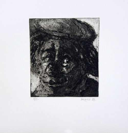 1989 gravure