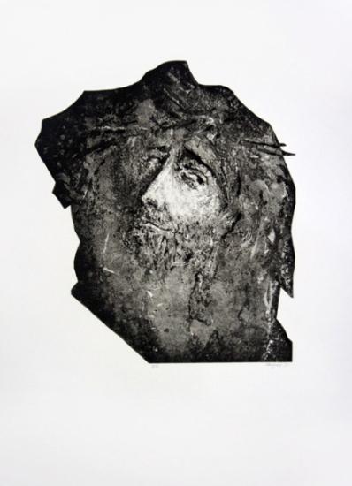 1991 gravure 40 33cm