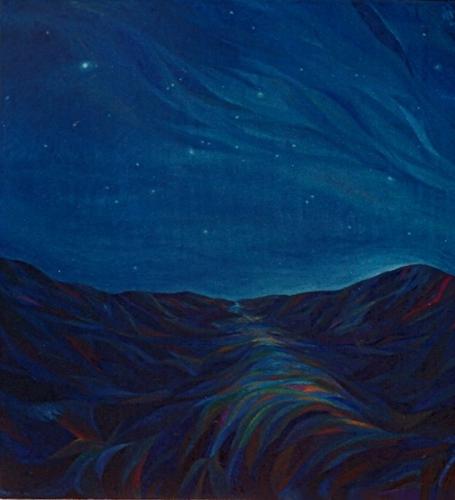1994 Huile sur toile 102 98 cm