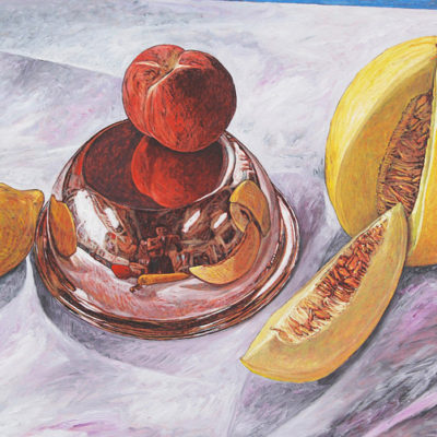 Peinture Patrick salducci artiste