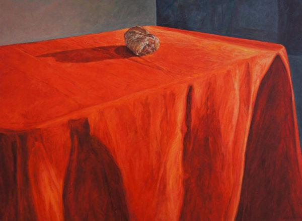 Peinture à l'huile art chrétien