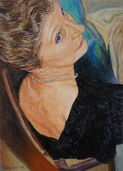 Portraitiste artiste peintre